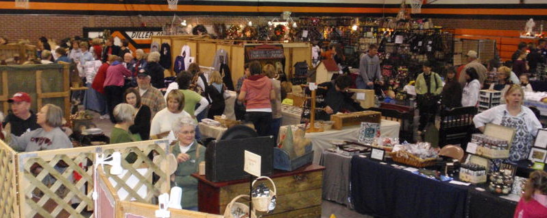 The Famous Odell Craft Fair